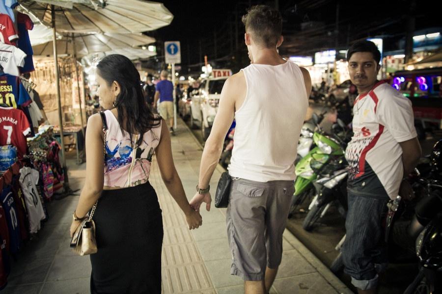 Les femmes thaïlandaises et l'argent